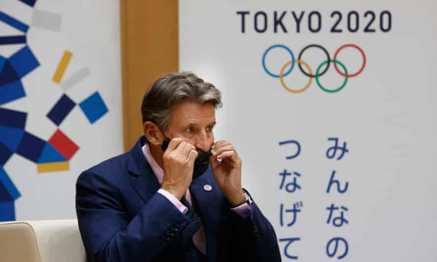 Sebastian Coe, the World Athletics president, said: 'Technology has improved, significantly even since 2012.'