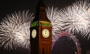 ( New Year's Eve countdown to take second longer than normal )