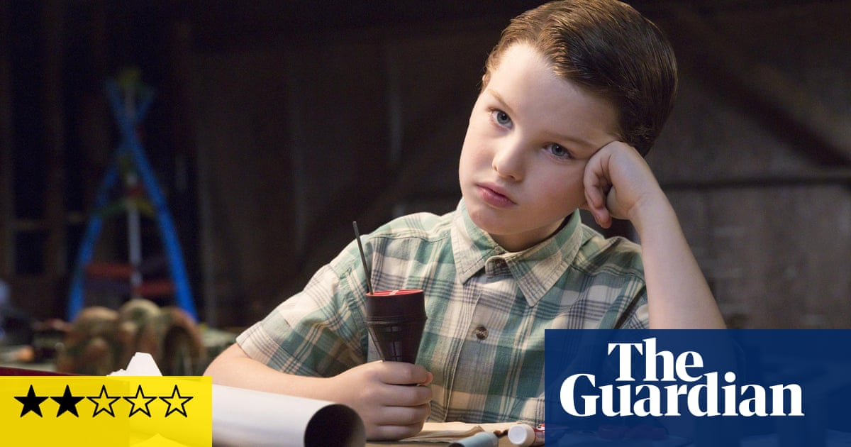 Young Sheldon review: he's an irritating little smartypants – but