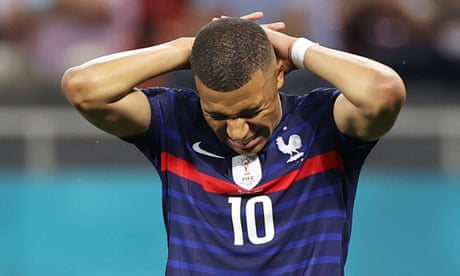 'He is very affected by it': Deschamps defends Mbappé as France crash out