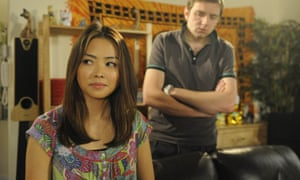 Elizabeth Tan as Xin Proctor in Coronation Street.