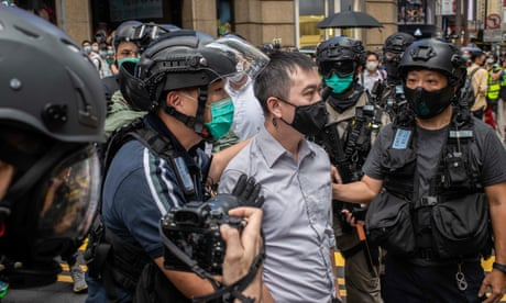 Hong Kong: the end of one country, two systems?