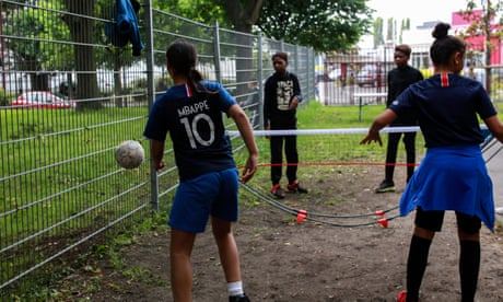 Bondy's search for a female Kylian Mbappé hots up in suburbs of Paris