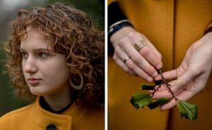 Lily Gardner, 15, a Sophomore at Henry Clay High School and a student organizer in the Sunrise Movement, stands for a portrait at Ashland, the Henry Clay Estate on February 28, 2019. Growing up in Eastern Kentucky's 'Coal Country', Gardner says that she witnessed firsthand generational poverty as a result of the fossil fuel industry.