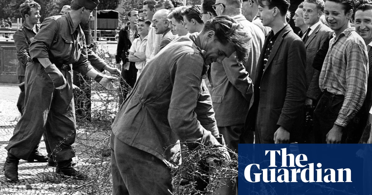 Berliners wake to a divided city – archive, August 1961