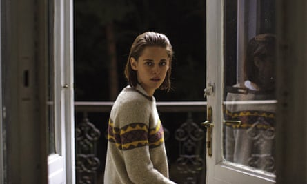 'She is calm and blank in the self-assured way of someone very competent, smart and young, yet her displays of emotion are very real and touching' …Kristen Stewart in Personal Shopper