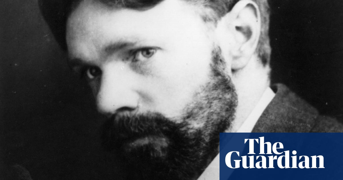 Burning Man by Frances Wilson review – meets DH Lawrence on his own terms
