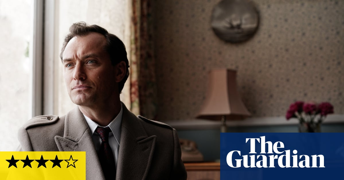 The Nest review – Jude Law flies home in a riveting neoliberal fever dream