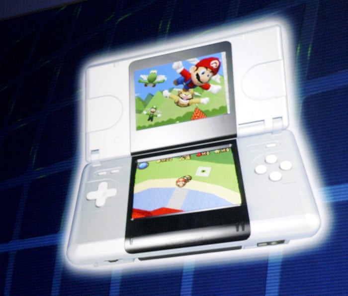 The 10 most influential handheld games consoles – in pictures
