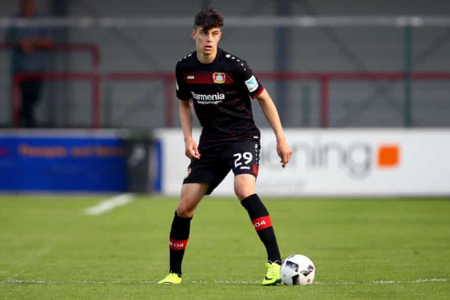 Will Kai Havertz continue to impress at Bayer Leverkusen this season?