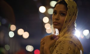 'The most beautiful girl in the world' – Pinto in Slumdog Millionaire.