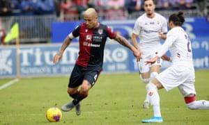 Radja Naiggolan was a man possessed against Fiorentina, providing three assists and scoring a screamer.