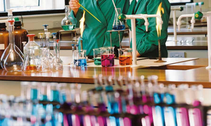 'Laboratories don't usually feature in OT training.'