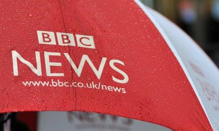 BBC umbrella