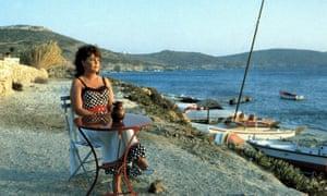 Pauline Collins in Shirley Valentine (1989).