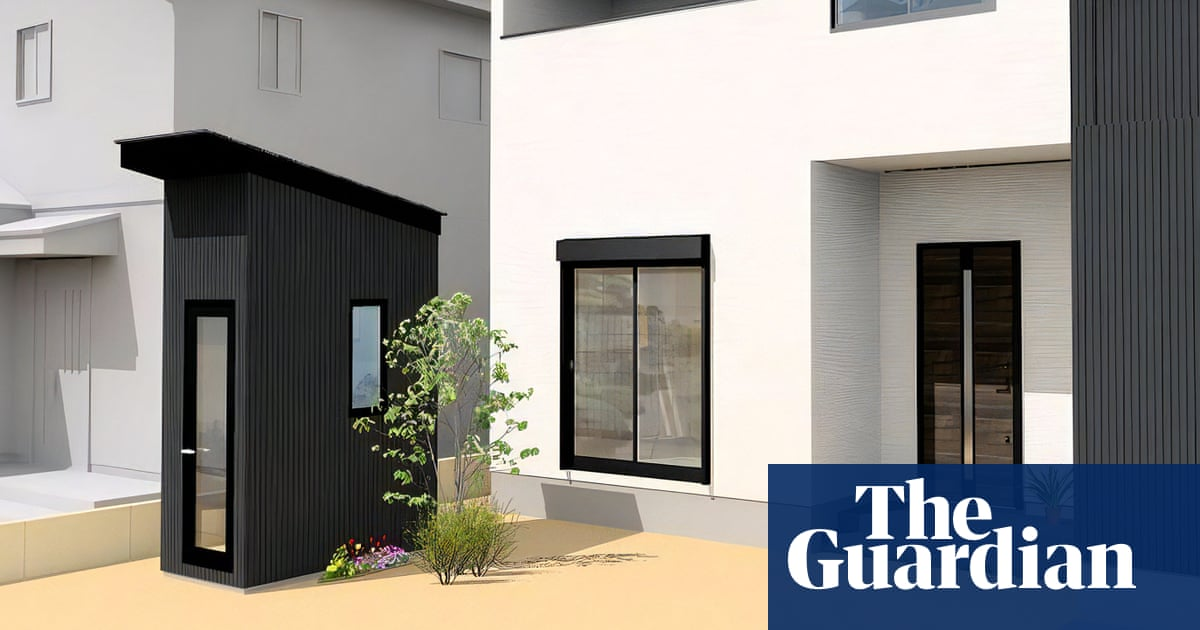 Zen and the art of working from home: Japanese builder offers mini office kit