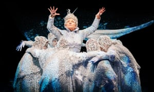 Polly Lister as The Snow Queen