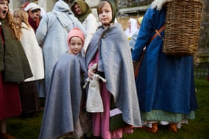 This year, the festival remembers the role that the Viking women played during those turbulent times