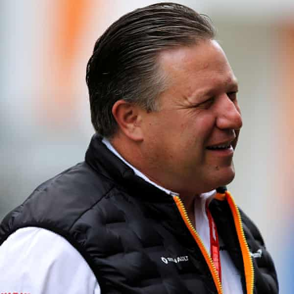 McLaren's Zak Brown says the Formula 1 paddock is close to agreeing a new revenue deal.