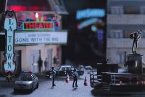 Ridiculous … the miniature dioramas of La Town.