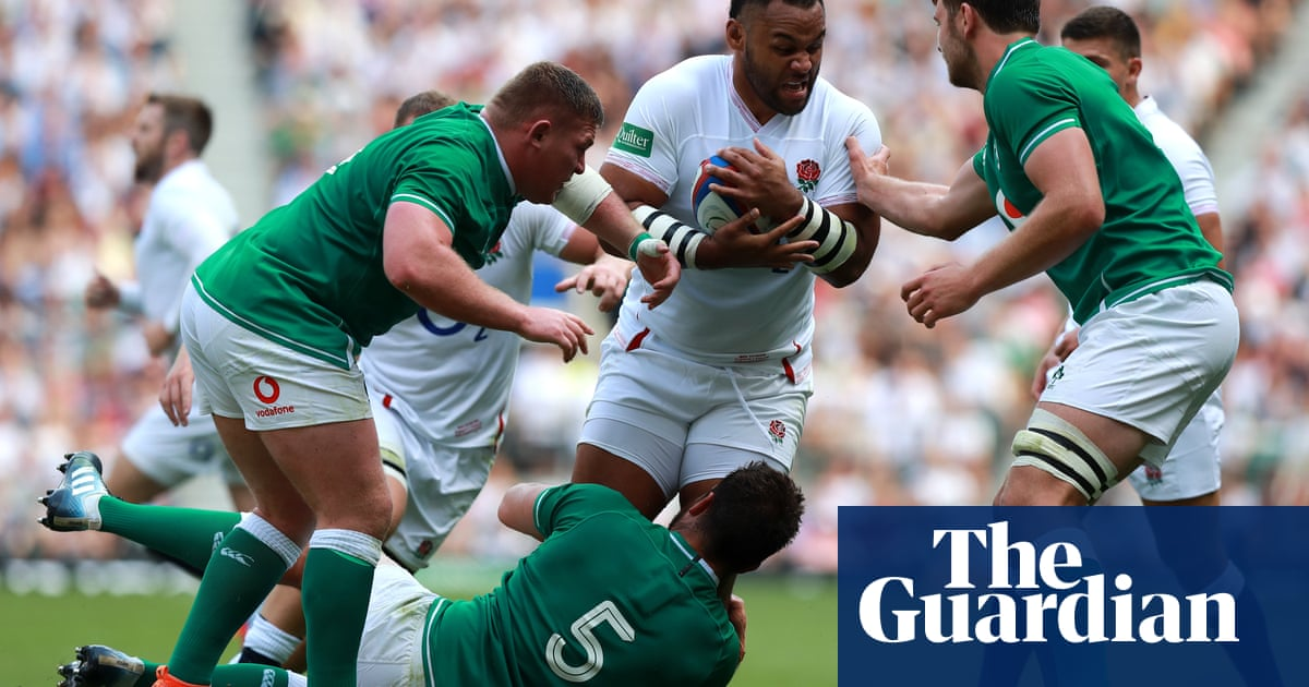 Billy Vunipola adamant England must improve away to contend for World Cup