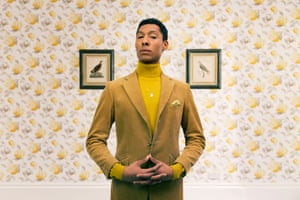 "Double victory for British photographer at 2018 Sony World Photography Awards Nick Dolding wins the Open Portraiture category and UK National Award  ""Emile""  I shot Emile on location in London in May 2017 when I was commissioned to shoot stills for a Paypal campaign. The campaign took its inspiration from Wes Anderson's, The Royal Tenenbaums. Emile's styling was so fantastic I couldn't resist shooting a portrait of him. In this image I wanted to retain the humour but have him looking aloof and hoity."