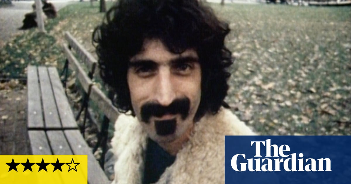 Zappa review – under the skin of the wild man of American rock