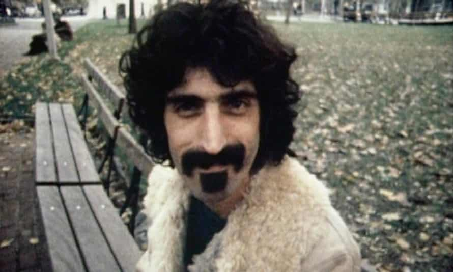Frank Zappa, the subject of a new documentary by Alex Winter