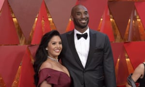 Vanessa Bryant and her husband Kobe had four children together