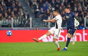 gol ronaldo juventus manchester united