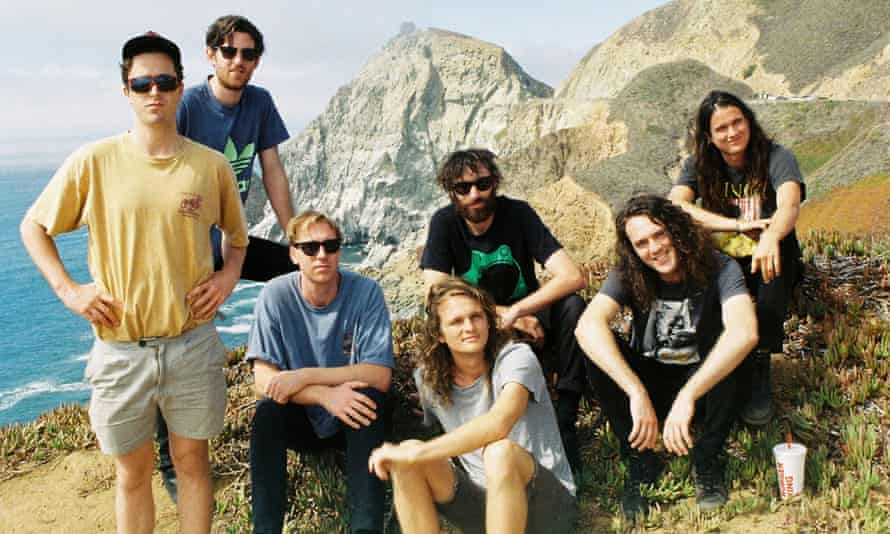 Swamp things … King Gizzard & the Lizard Wizard go muckraking.