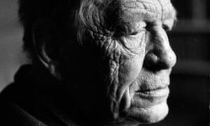 WH Auden, June 1970.
