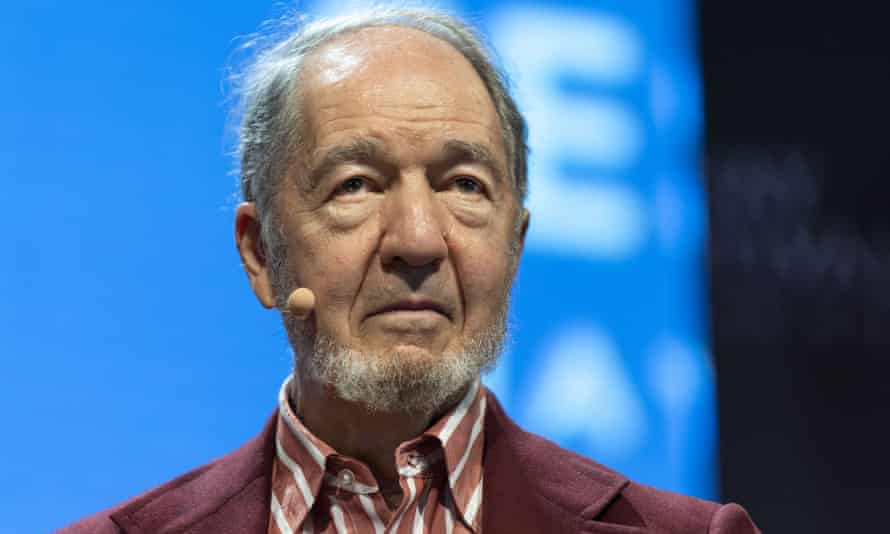 'An appealing blend of the erudite and the personal': Jared Diamond at the 2019 Hay festival