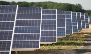 Woodland welcomed the solar project - at first.