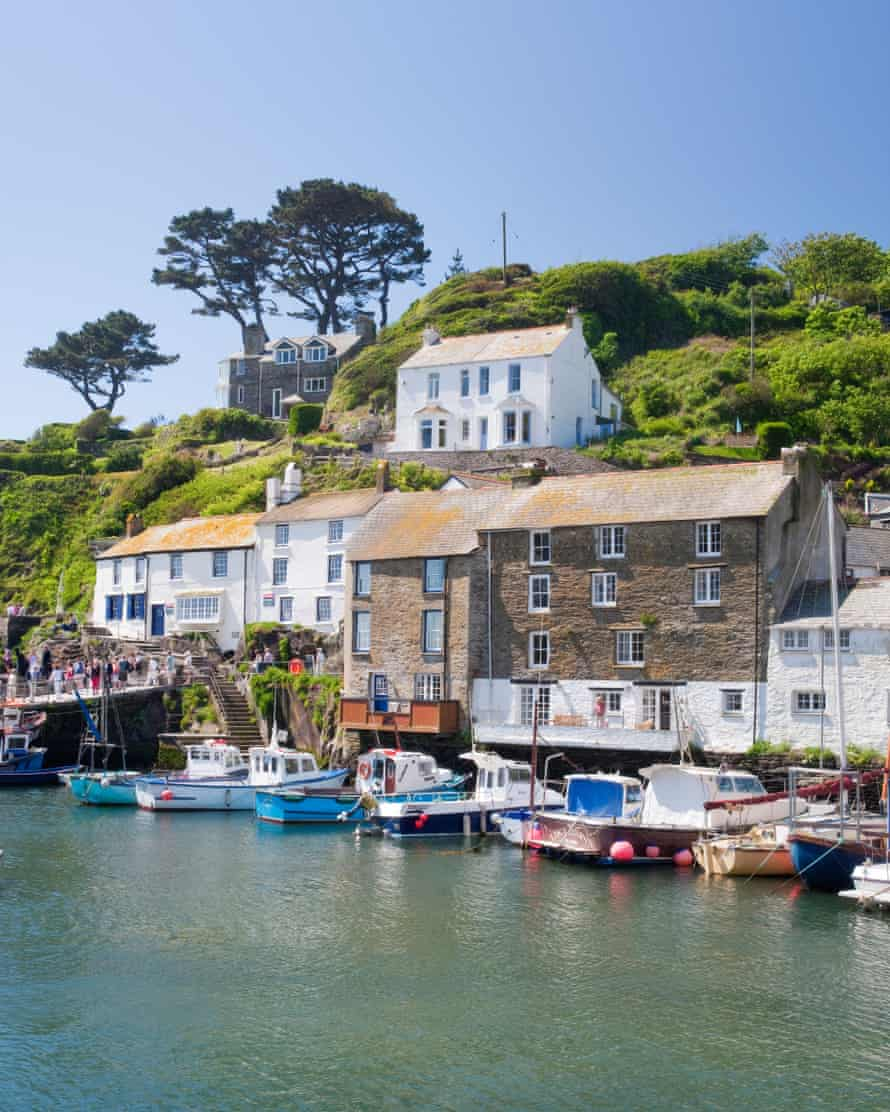 'Steeped in smuggling history': Polperro, Cornwall.