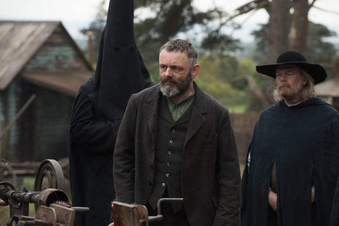 Apostle review – exhilarating Netflix horror is a wild, gory