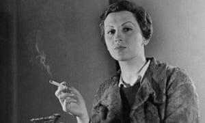 Gerda Taro in Paris, 1936.