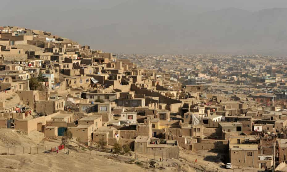 A city in Afghanistan.