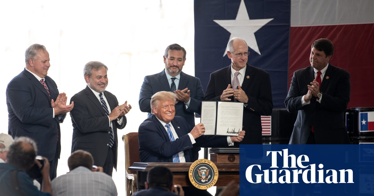 Big oil remembers 'friend' Trump with millions in campaign funds thumbnail