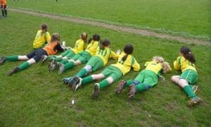 Laurel Park FC players