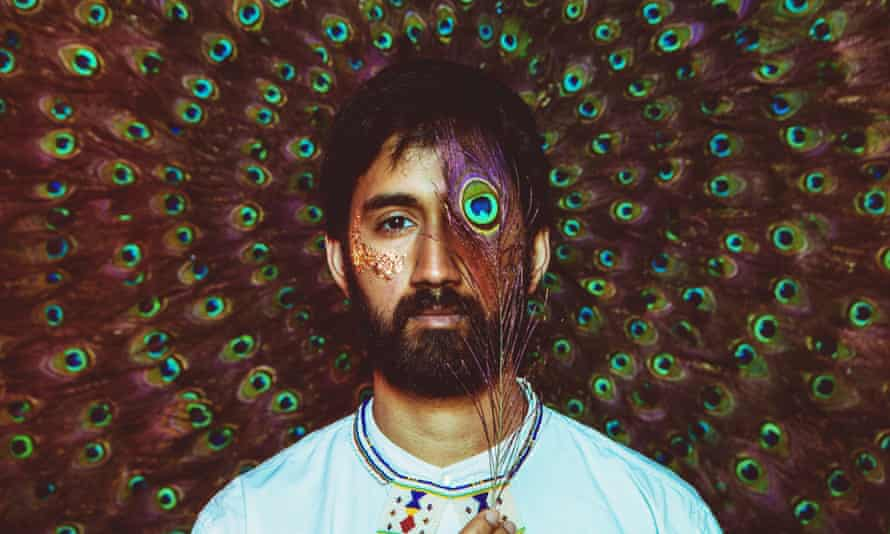 Gorgeous sounds … Sarathy Korwar.