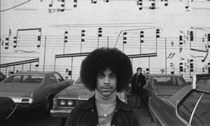 prince in minneapolis 1977
