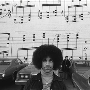 Prodigy … a 19-year-old Prince in Minneapolis, 1977.