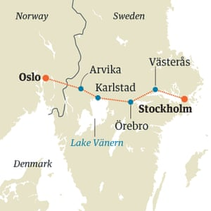 Sweden by train: from Stockholm to Oslo | Travel | The Guardian on