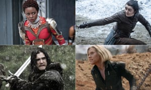 Who will swipe their way to victory? Avengers v Game of Thrones.