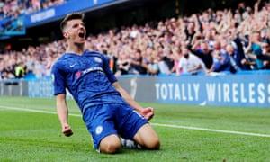 Mason Mount was impressive for Chelsea