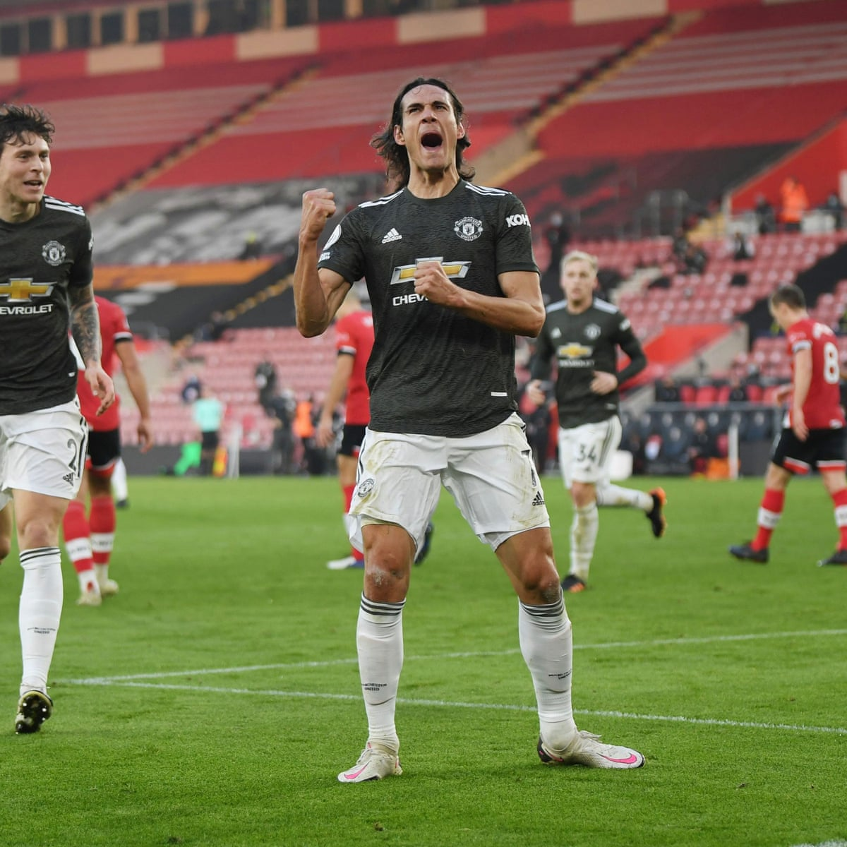 Southampton 2 3 Manchester United Premier League As It Happened Football The Guardian