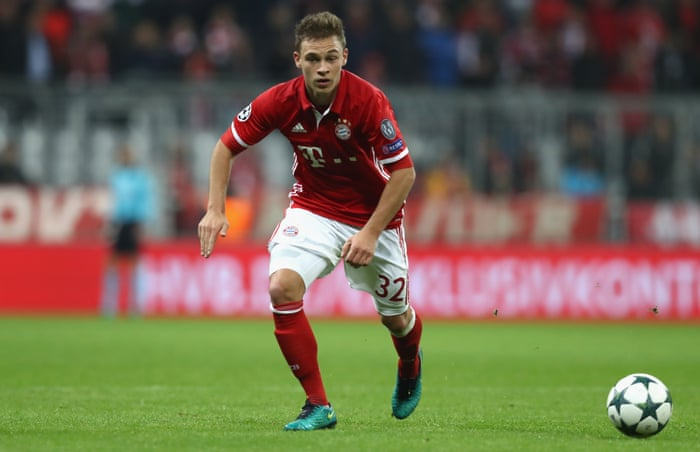 Want to understand Pep Guardiola's football? Look at Joshua Kimmich
