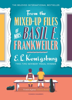 From the Mixed-Up Case Files of Mrs Basil E Frankweiler EL Konigsburg
