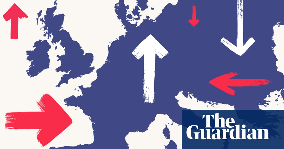 How populism swept through Europe over 20 years | World news | The
